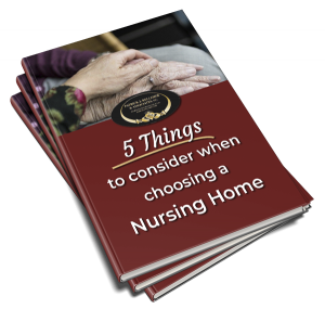5 Things to Consider when Choosing a Nursing Home